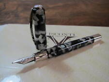 Visconti Opera Winter Romance fountain pen Broad 14kt gold nib MIB