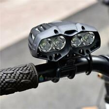 CREE XML-T6 LED Bicycle Bike HeadLight Head Light Lamp Torch Flashlight 4 Modes