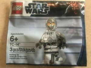 LEGO STAR WARS POLYBAG TC 14 BRAND NEW  STILL SEALED