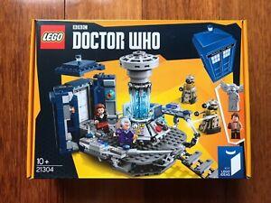 1 x LEGO Ideas 21304 Doctor Who (BNIB)