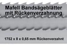 6 mm Mafell 10 Stk Schweifsägebänder für Bandsäge Z3 10 4 Z Z5