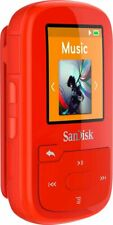 SanDisk - Clip Sport Plus 32Gb Mp3 Player - Red