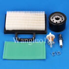 Tune Up Kit Air Fuel Oil Filter For Briggs Stratton 5111B 18-26 HP Intek Engines