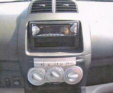 archivador toyota corolla verso e12 2004-2009 plata 1-din diafragma radio diafragma