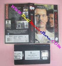VHS film THE DRAGON 2000 Patrick Swayze Forest Whitaker ARCHER (F114)no dvd