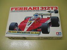 RC Tamiya Kit Ferrari 312T3 F1 No.58011 Nuevo/Nuevo En Caja 1979