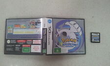 Pokemon SoulSilver Soul Silver Version Nintendo DS
