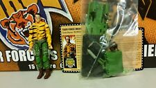GI Joe Convention 2015 JoeCon Tiger Force Medic Lifeline *LOOSE/COMPLETE*