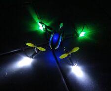 Apex RC Products Blade Nano QX LED Light Kit Navigation  Lights #9050GW