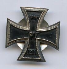 Original Eisernes Kreuz 1. Klasse 1914 Preussen Deutsches Kaiserreich 1.WK