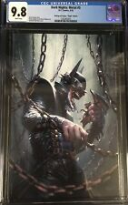 Dark Nights: Metal #5 CGC 9.8 Bulletproof Comics Dell'Otto Virgin Edition!
