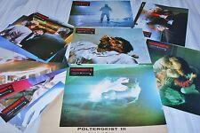 POLTERGEIST 3 !   jeu 12 photos cinema lobby cards fantastique