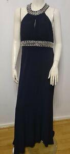 JS Boutique Embellished Maxi dress UK Size 20