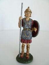 Veronese Ancient Roman Legionnaire Soldier Spear Shield Solid Metal Figure 2002
