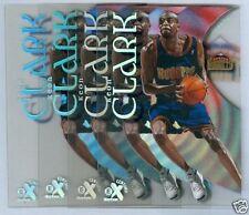 KEON CLARK (4x) 98/99 E-X CENTURY RC ROOKIE SP MINT $20