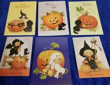ONE Ruth Morehead HALLOWEEN Greeting Card You Choose Your Favorite Design