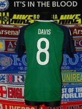 4.5/5 Northern Ireland adults L 2015 #8 Davis football shirt jersey soccer