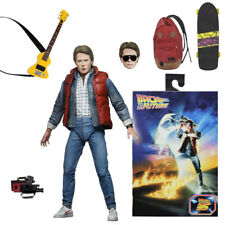 """NECA Back to the Future Marty McFly Ultimate 7"""" Action Figure New In Stock"""