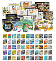 🔥 100 Unrestricted PREMIUM Private Label Rights eBooks (PLR)  +Bonuses Download