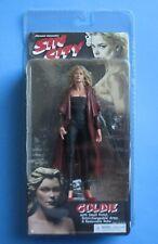 "Sin City Goldie 7"" Action Figure 2005 Neca Reel Toys"