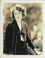 Kathryn McGuire 1922 Vintage Sepia 8x10 Glossy Photo Mack Sennett Studio Still