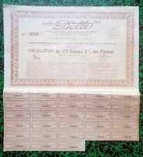 Dépt 70 - Vesoul - Belle Déco avec Vue de l'Usine Matériel Agricole de 1934