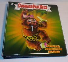 topps GPK GARBAGE PAIL KIDS OFFICIAL BINDER/ALBUM KIM KONG