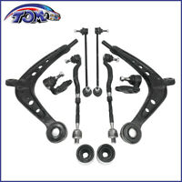 Control Arms Ball Joint Joints Tie Rods Retainer Kit For BMW E46 325xi 330xi