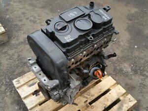 VW Passat B6 2.0TDI Bare Engine Code BMR 125KW 170BHP 2007 No Injectors