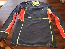 NWT Kari Traa Tech Shirt Lite Long Sleeve Top base layer Women's size XL Svala
