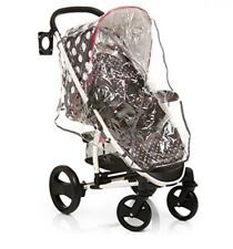 Hauck Malibu Xl with carry cot, footmuff, change bag and raincover. Dots