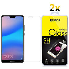 2-Pack Khaos For Huawei P20 Lite Tempered Glass Screen Protector