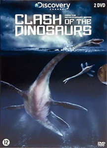 DOCUMENTARY-Clash Of The Dinosaurs Box [Region 2] - Dutch Import DVD NEW