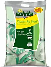Solvite Paste The Wall Wallpaper Paste Adhesive - Hangs up to 5 Rolls