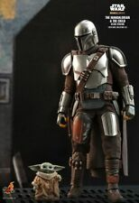 Hot Toys TMS015 - The Mandalorian and The Child Set (Deluxe Version)