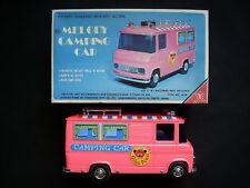 ⭐️ Vintage NOS 70's MELODY CAMPING CAR Yonezawa Toys MERCEDES Japan Battery ⭐️