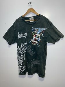 Bulzeye Green label Graphic T-shirt Courage Size XL