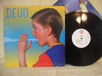 Devo, Shout, 1984, Warner Bros. Records 1-25097, Rock