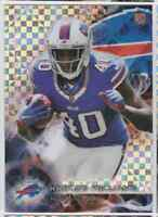 2015 TOPPS PLATINUM XFRACTOR KARLOS WILLIAMS RC BUFFALO BILLS #129 PARALLEL