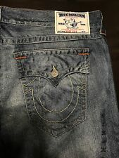 TRUE RELIGION MENS BOOTCUT JEANS SZ 42