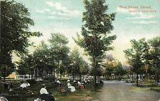 c1907 Vintage Postcard; New Haven Ct, Grove at Savin Rock, Posted