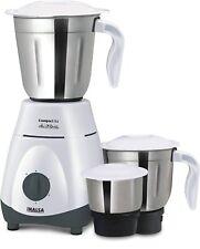 Inalsa Compact LX 550 watts 3 jar Free Shipping,Free Universal Plug