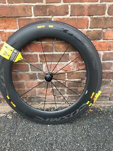 Mavic CXR 80 front wheel
