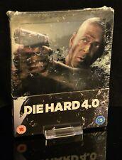 """""""Stirb Langsam 4.0"""" Bluray-Steelbook, geprägt, deutsch, Bruce Willis"""