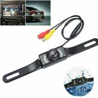 7 LED Car Rear View Backup Camera Parking Reverse DC 12V HD Camera Night Vision