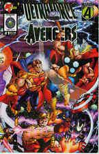 Ultraforce/Avengers # 1 (George Perez, one-shot, 52 pages) (Estados Unidos, 1995)