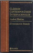El testamento francés - Andrei Makine **