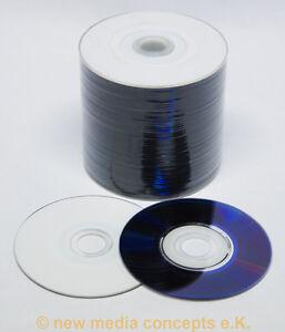 DVD Rohlinge 8cm 1,4GB  Inkjet weiß Fullprintable Oberfläche 50 Stück