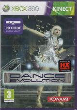 DANCE EVOLUTION XBOX 360 RICHIEDE KINECT NUOVO