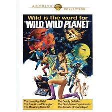 Wild, Wild Planet (DVD, 2010)